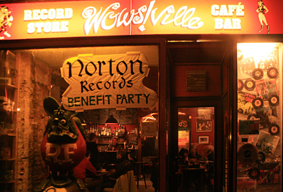 norton wowsville party