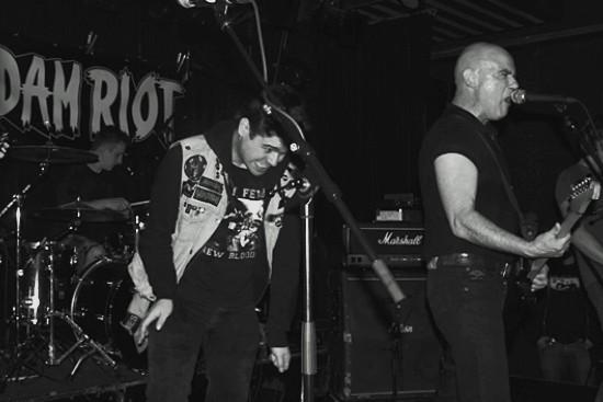 @ Rotterdam Riot Festival, Rotown 20 April