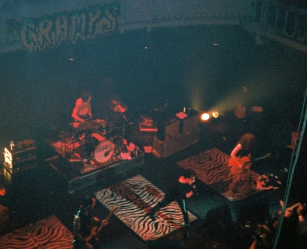 The Cramps 2003